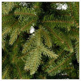 Sapin de Noël 180 cm Poly vert Sierra s2