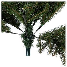 Sapin de Noël 180 cm Poly vert Sierra s5
