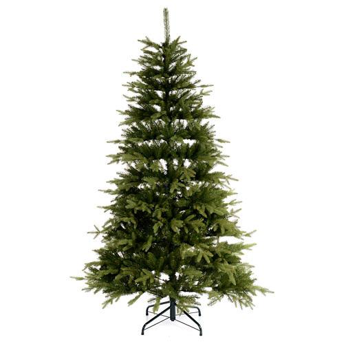 Albero di Natale 180 cm Poly verde Sierra 1