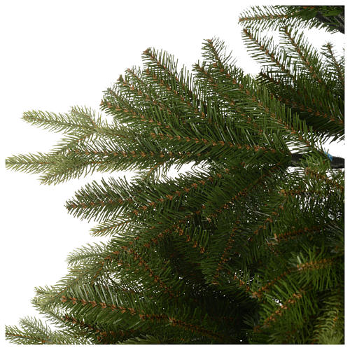 Albero di Natale 180 cm Poly verde Sierra 5