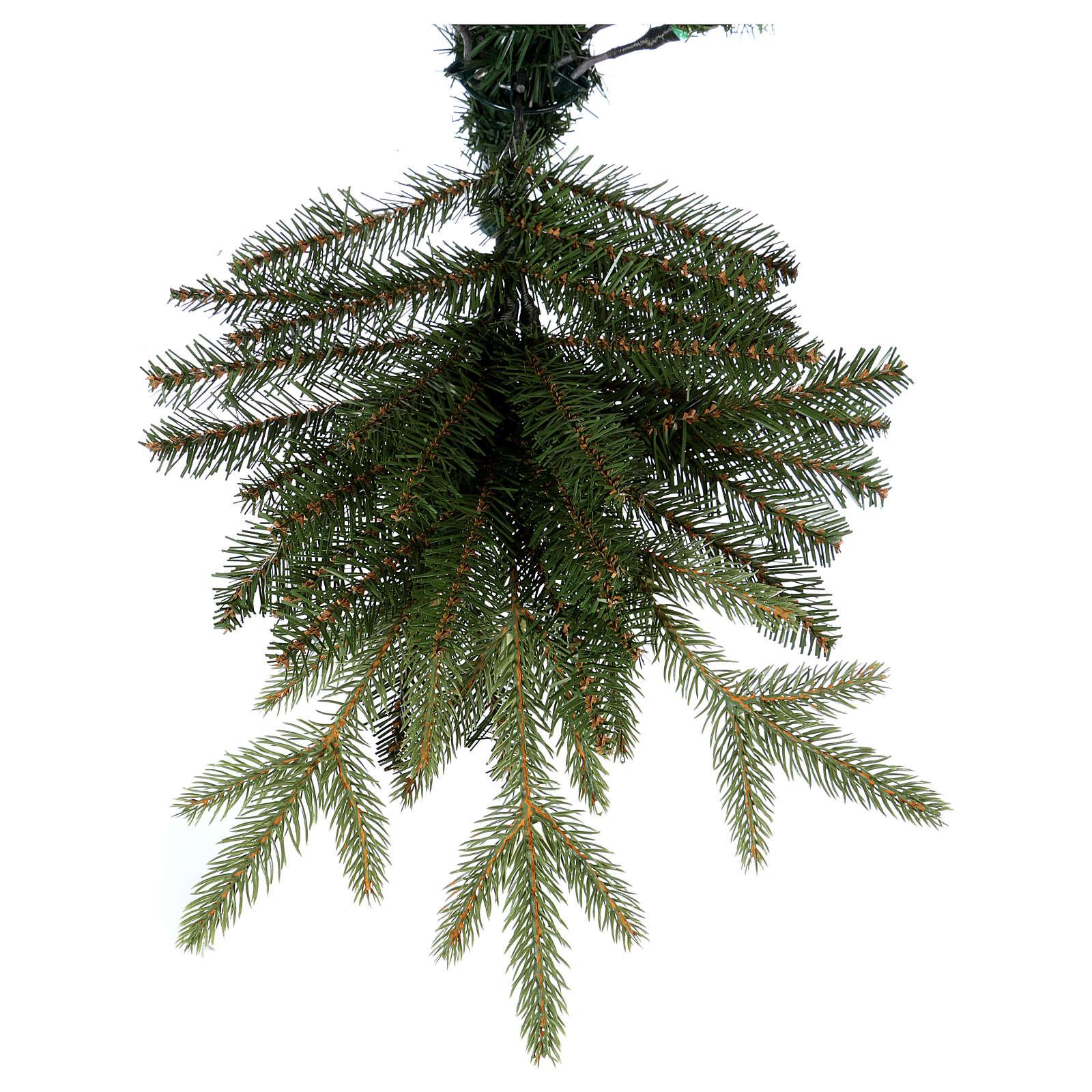 Sapin de Noël 210 cm vert Poly Sierra 3