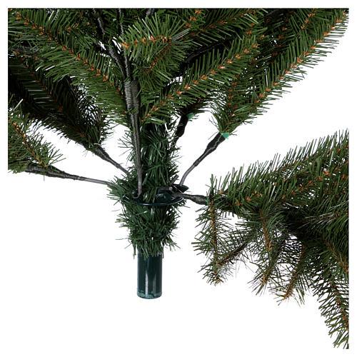 Sapin de Noël 210 cm vert Poly Sierra 5