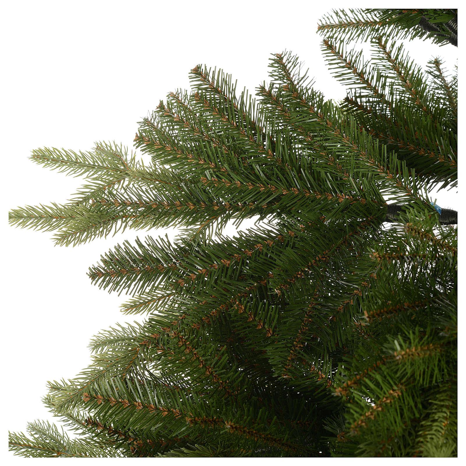 Albero di Natale 210 cm verde Poly Sierra 3