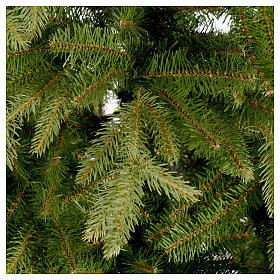 Albero di Natale 210 cm verde Poly Sierra s2
