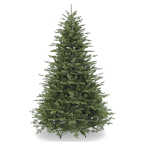 Albero di Natale 210 cm verde Poly Sierra 1