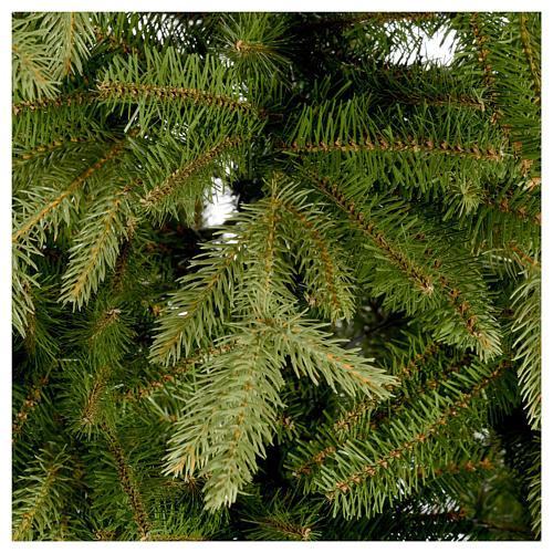 Albero di Natale 210 cm verde Poly Sierra 2