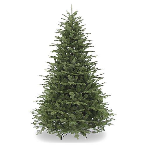 Sapin de Noël 225 cm Poly vert Sierra Spruce 1