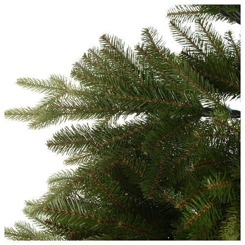 Sapin de Noël 225 cm Poly vert Sierra Spruce 3