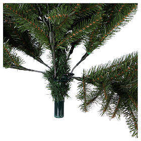 Artificial Christmas Tree 225 cm, green Sierra s5