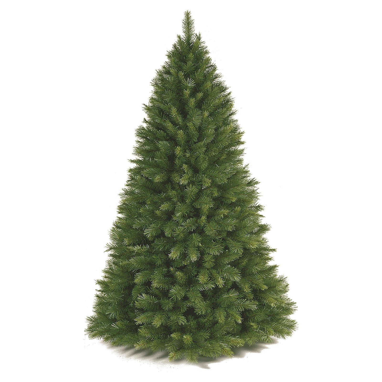 Árbol de Navidad 180 cm Slim verde Alexander 3