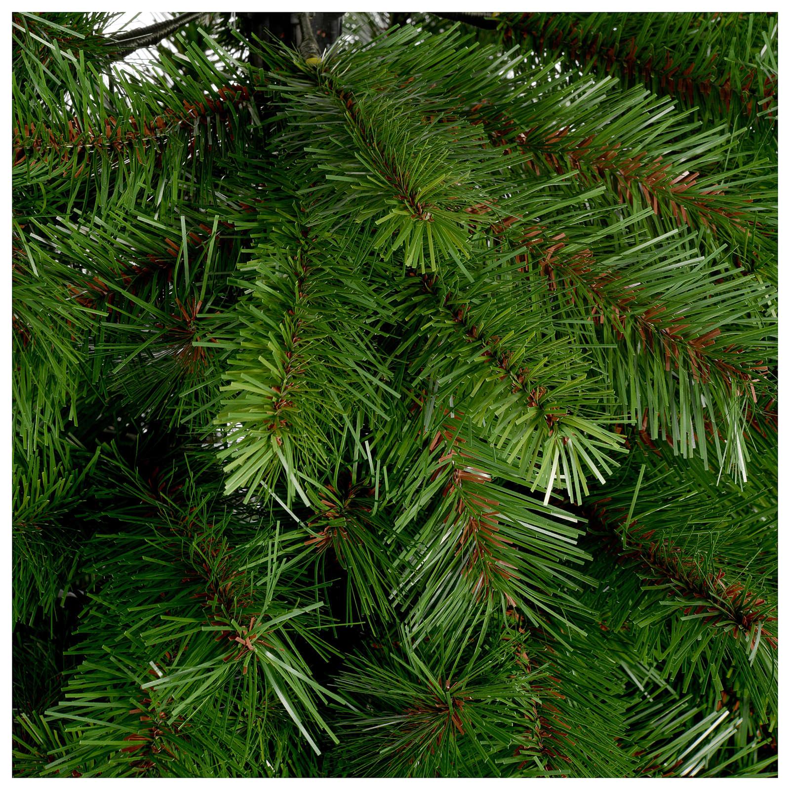 Albero di Natale 180 cm Slim verde Alexander 3