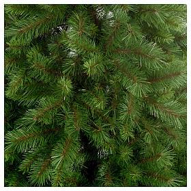 Árbol de Navidad 210 cm Slim verde modelo Alexander s4