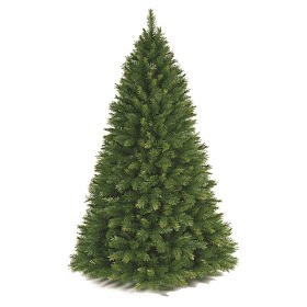 Albero di Natale 210 cm Slim colore verde Alexander s1