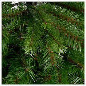 Albero di Natale 210 cm Slim colore verde Alexander s2