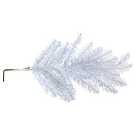 Árbol de Navidad 180 cm Slim blanco Dunhill s6