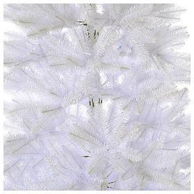 Sapin Noël 180 cm Slim blanc Dunhill s2