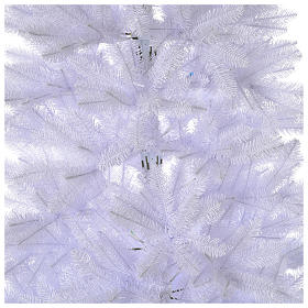 Albero di Natale 180 cm Slim bianco Dunhill s2