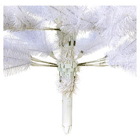 Christmas tree 180 cm Slim white Dunhill s5