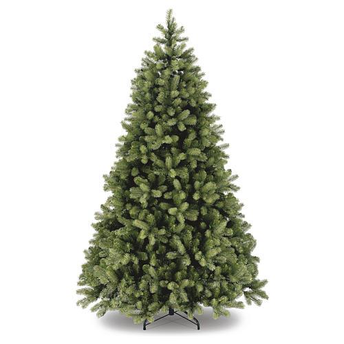 Árbol de Navidad 225 cm Poly verde Bayberry Spruce 1