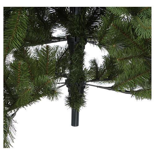 Árbol de Navidad 225 cm Poly verde Bayberry Spruce 5