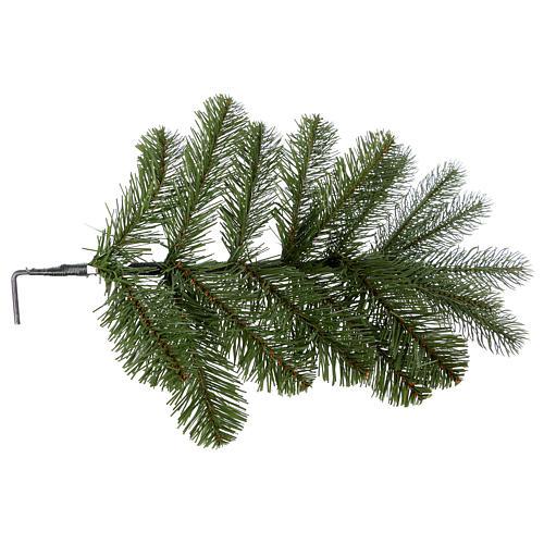 Árbol de Navidad 225 cm Poly verde Bayberry Spruce 6