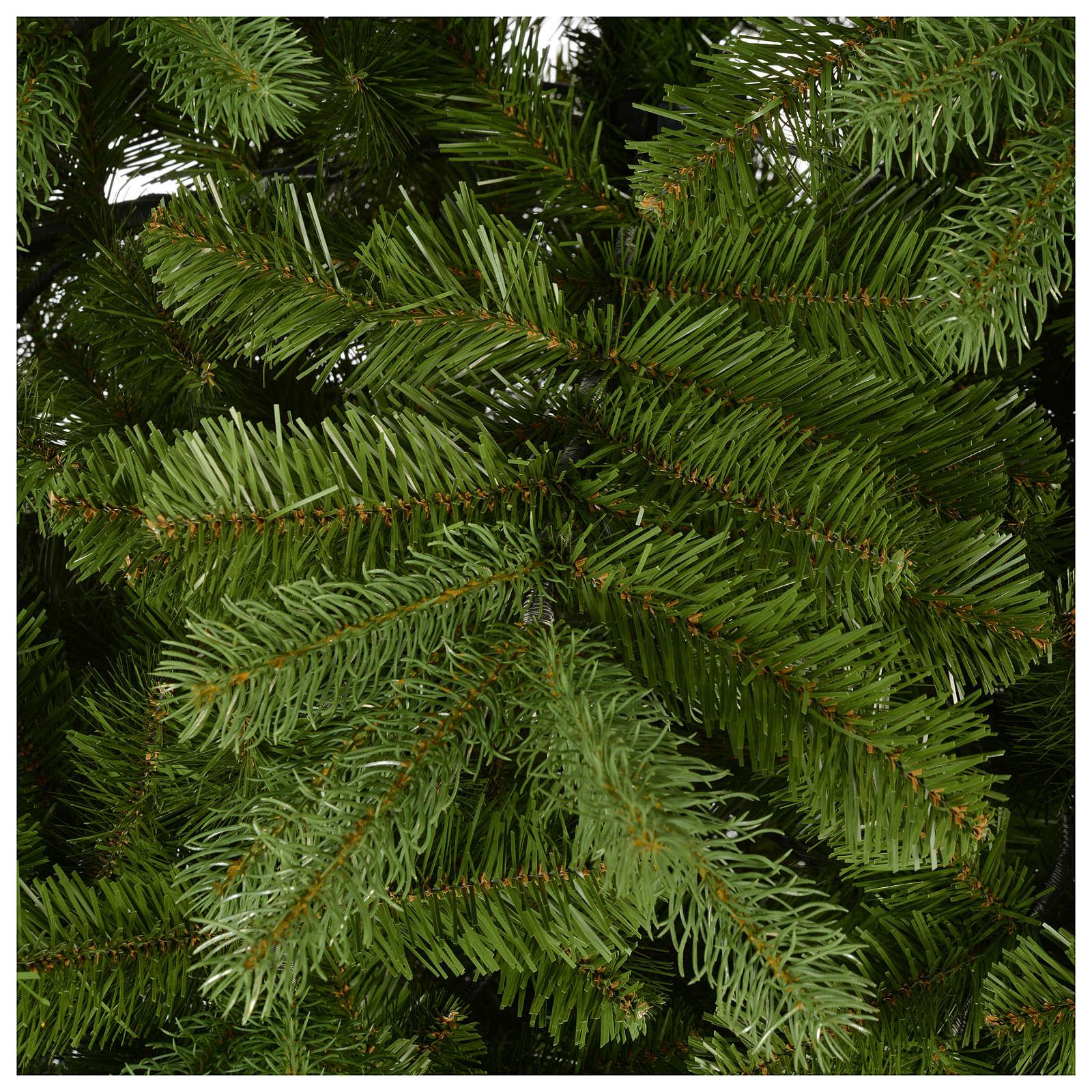 Albero di Natale 225 cm Poly verde Bayberry Spruce 3