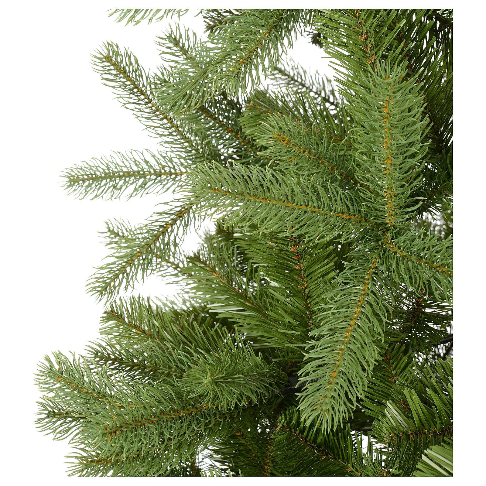 Albero Di Natale Slim 210.Albero Di Natale 210 Cm Poly Slim Feel Real Verde Bayberry S