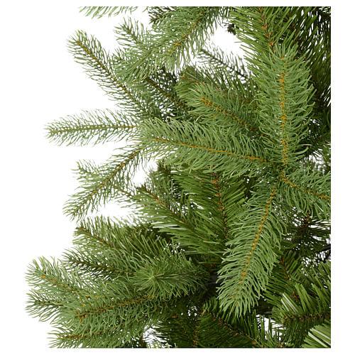 Árbol de Navidad 240 cm Poly Slim verde Bayberry Spruce 4