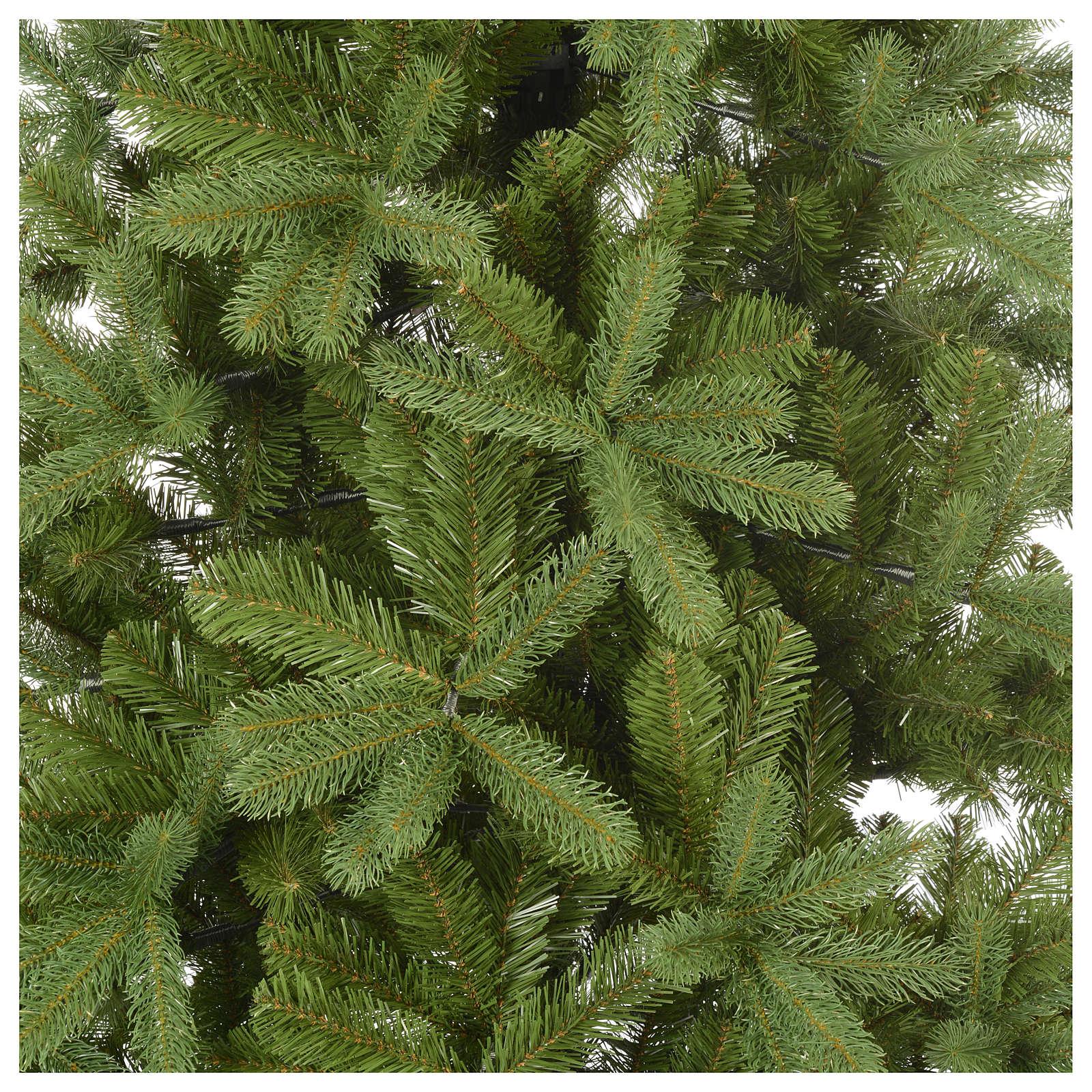Albero di Natale 240 cm Poly Slim verde Bayberry Spruce 3