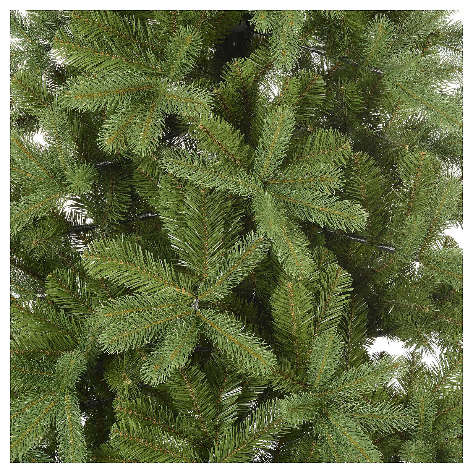 Albero Di Natale 240 Cm.Albero Di Natale 240 Cm Poly Slim Verde Bayberry Spruce Vendita Online Su Holyart