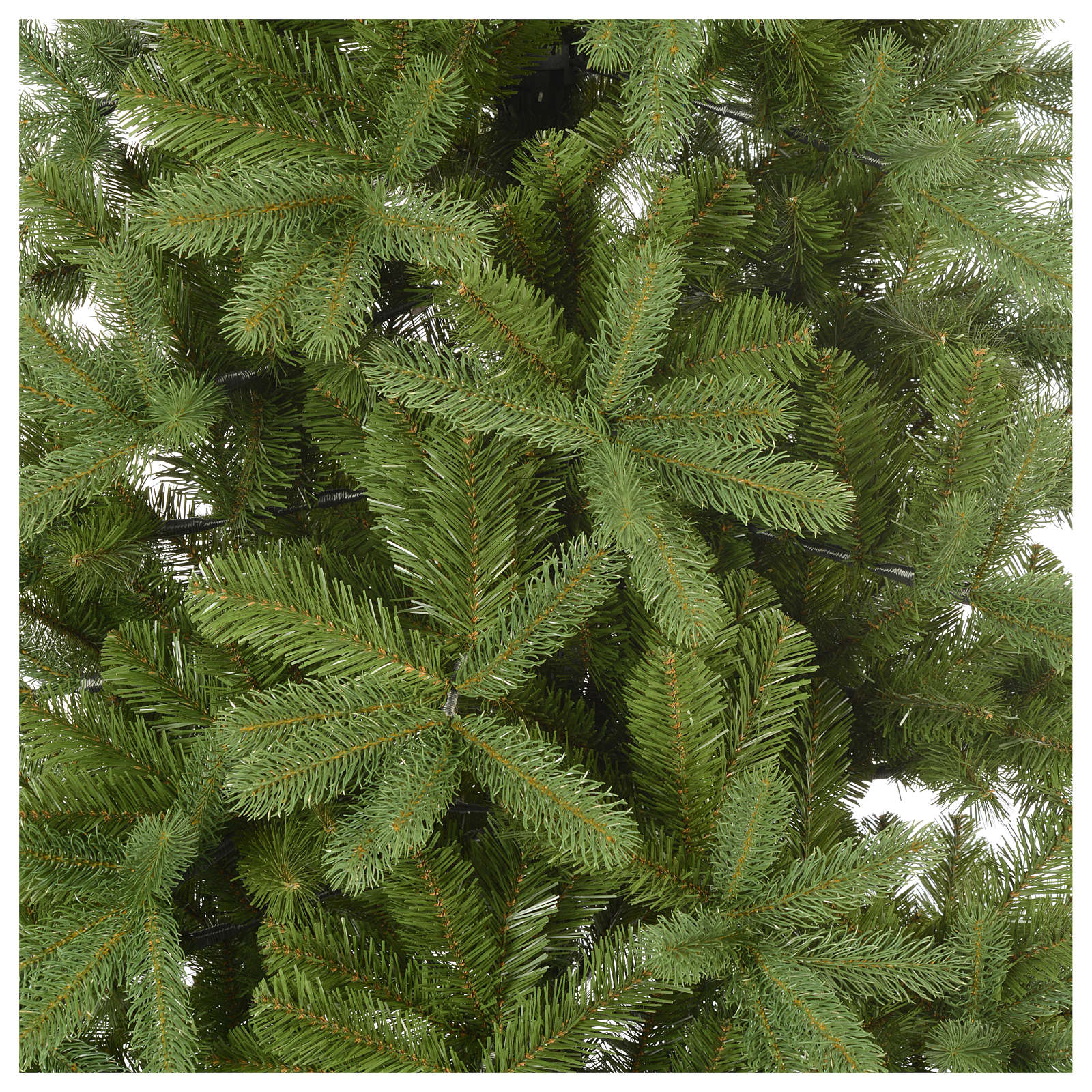 Christmas Tree 240 Cm Poly Slim Green Bayberry Spruce 3