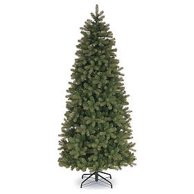 Christmas tree 240 cm Poly slim green Bayberry Spruce s1
