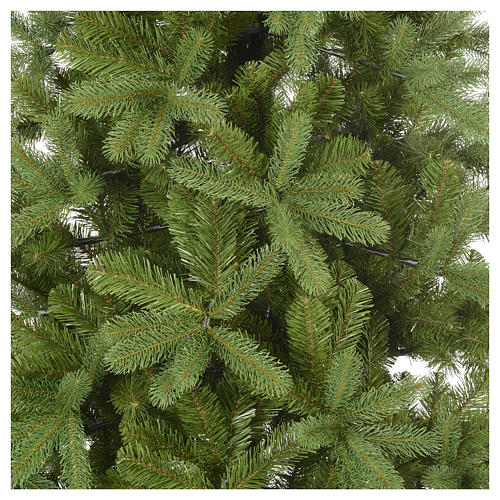 Christmas tree 240 cm Poly slim green Bayberry Spruce 3