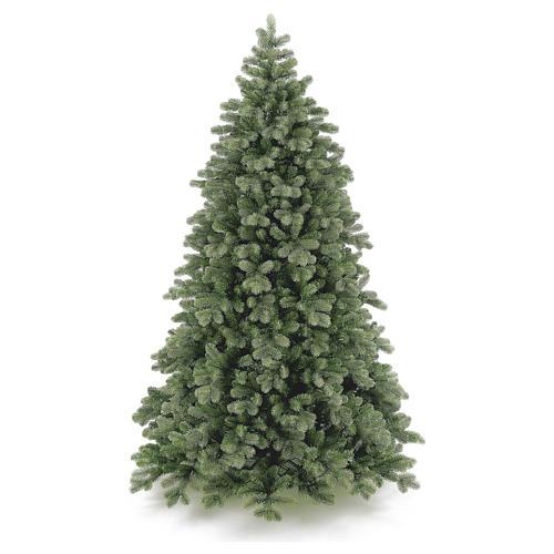 Árbol de Navidad 210 cm verde Poly Colorado Spruce 1
