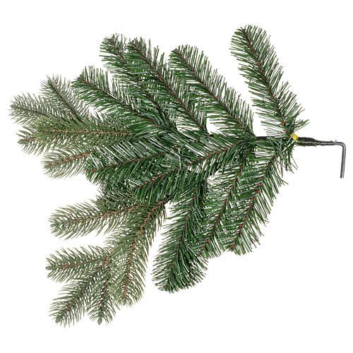 Árbol de Navidad 210 cm verde Poly Colorado Spruce 6