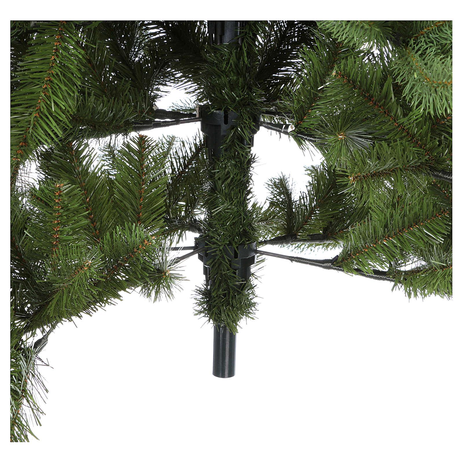 Albero di Natale 210 cm verde Poly Colorado Spruce 3