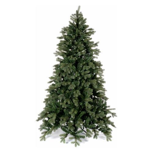 Albero di Natale 210 cm verde Poly Colorado Spruce 1