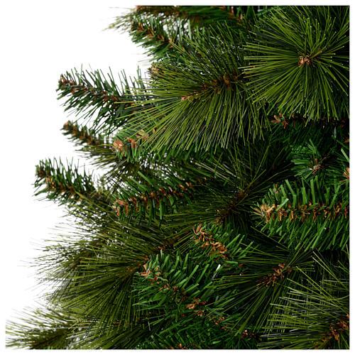 Albero di Natale 180 cm colore verde Rocky Ridge Pine 4