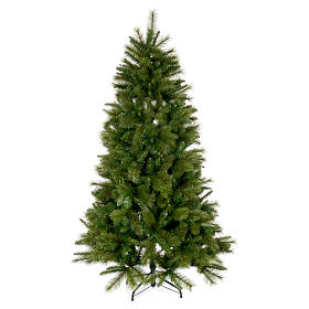 Albero di Natale 225 cm pvc verde Slim Rocky Ridge s1
