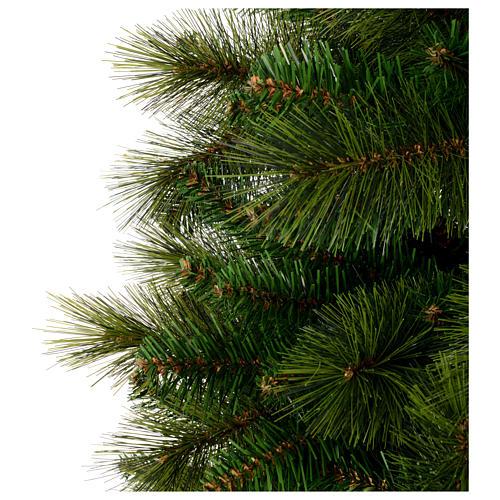Albero di Natale 225 cm pvc verde Slim Rocky Ridge 4