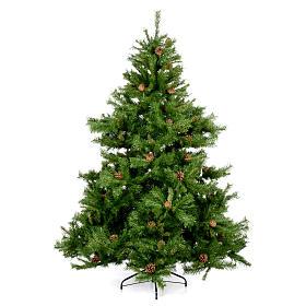 Christmas tree 180 cm green pines Praga s1