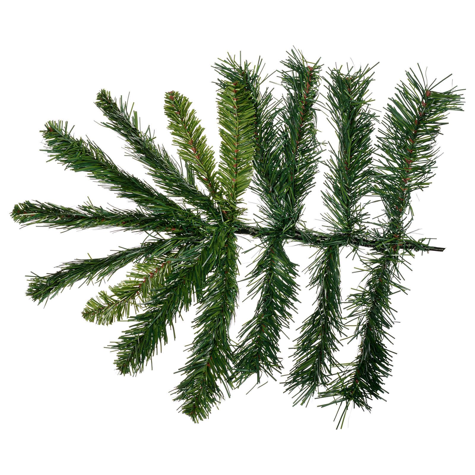 Albero di Natale 230 cm verde Vienna 3