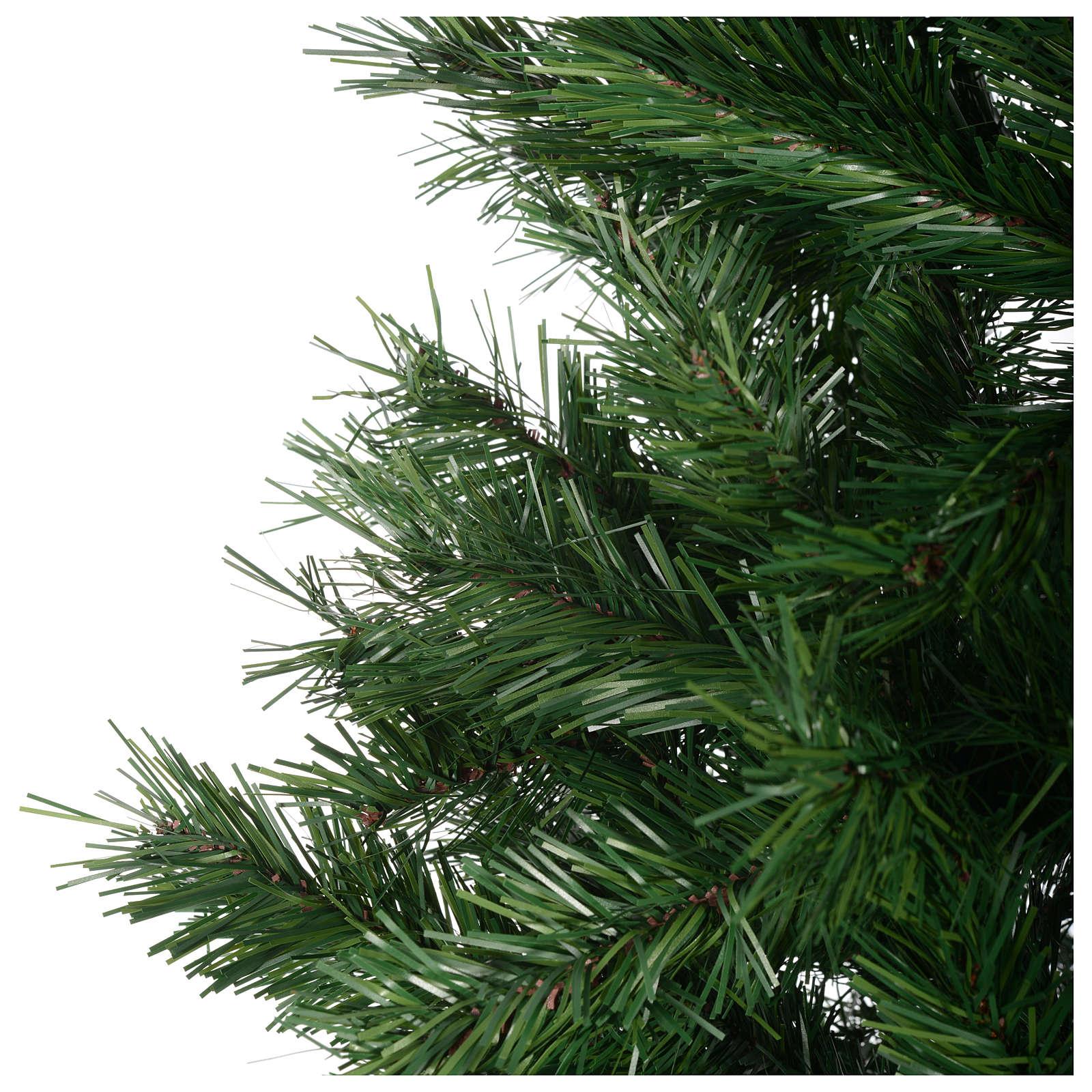 Albero di Natale 180 cm verde Bolzano 3