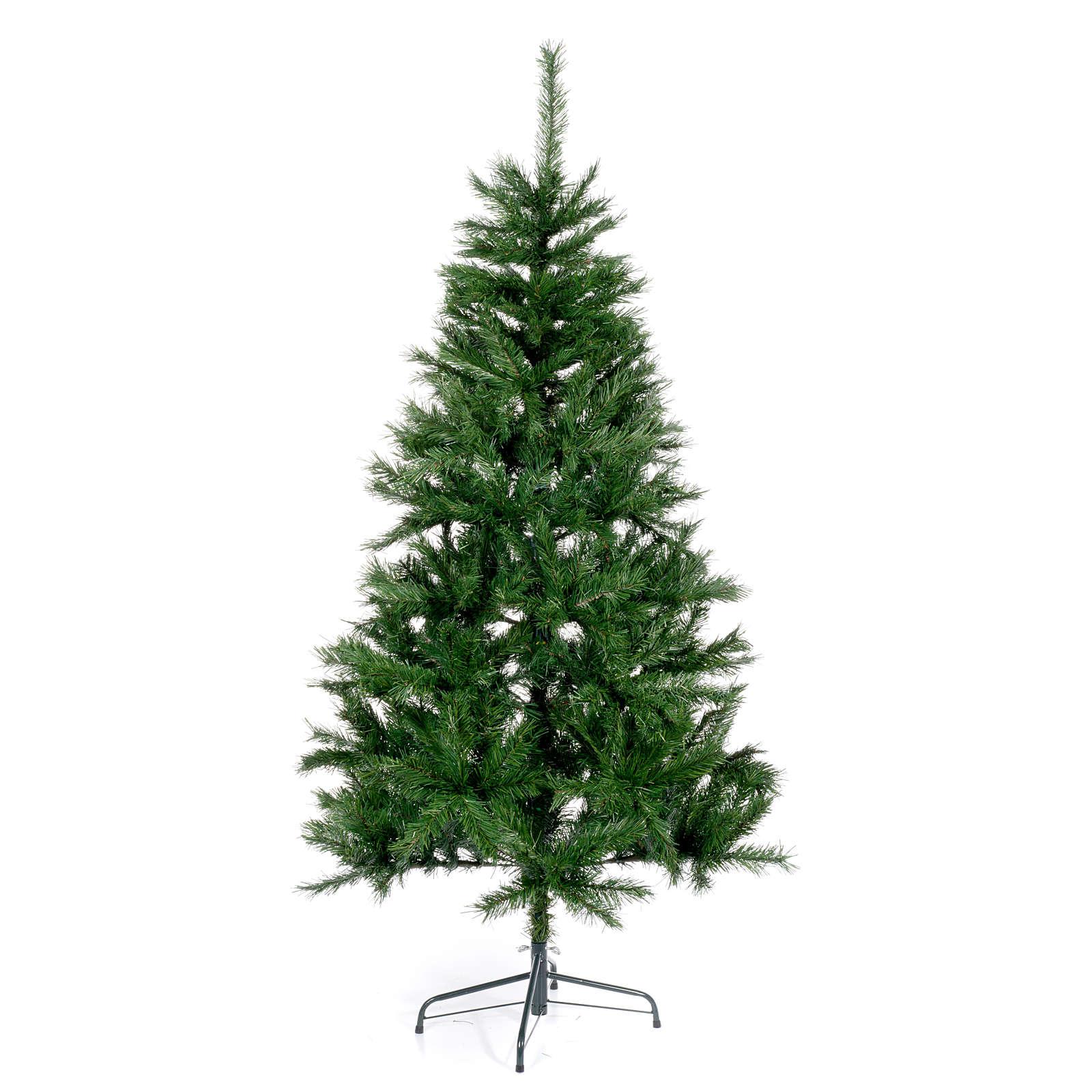 Albero di Natale 210 cm verde Bolzano 3