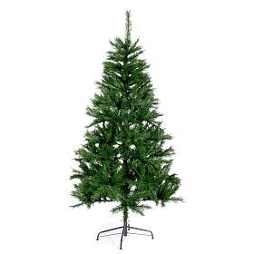 Albero di Natale 210 cm verde Bolzano s1