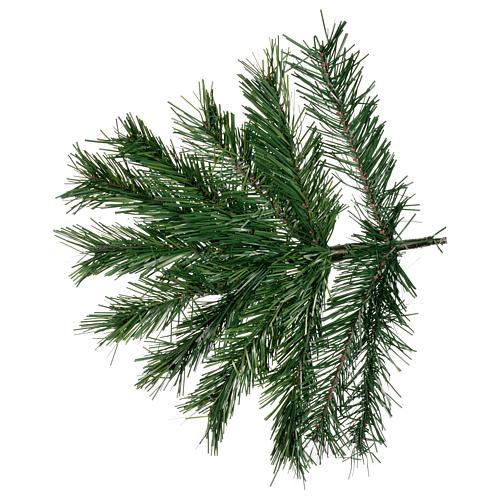 Albero di Natale 210 cm verde Bolzano 4
