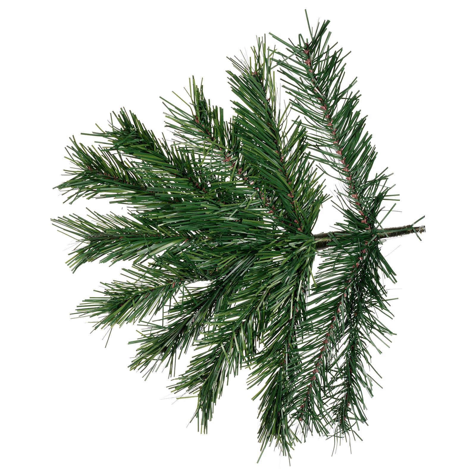 Sapin de Noël 230 cm vert modèle Bolzano 3
