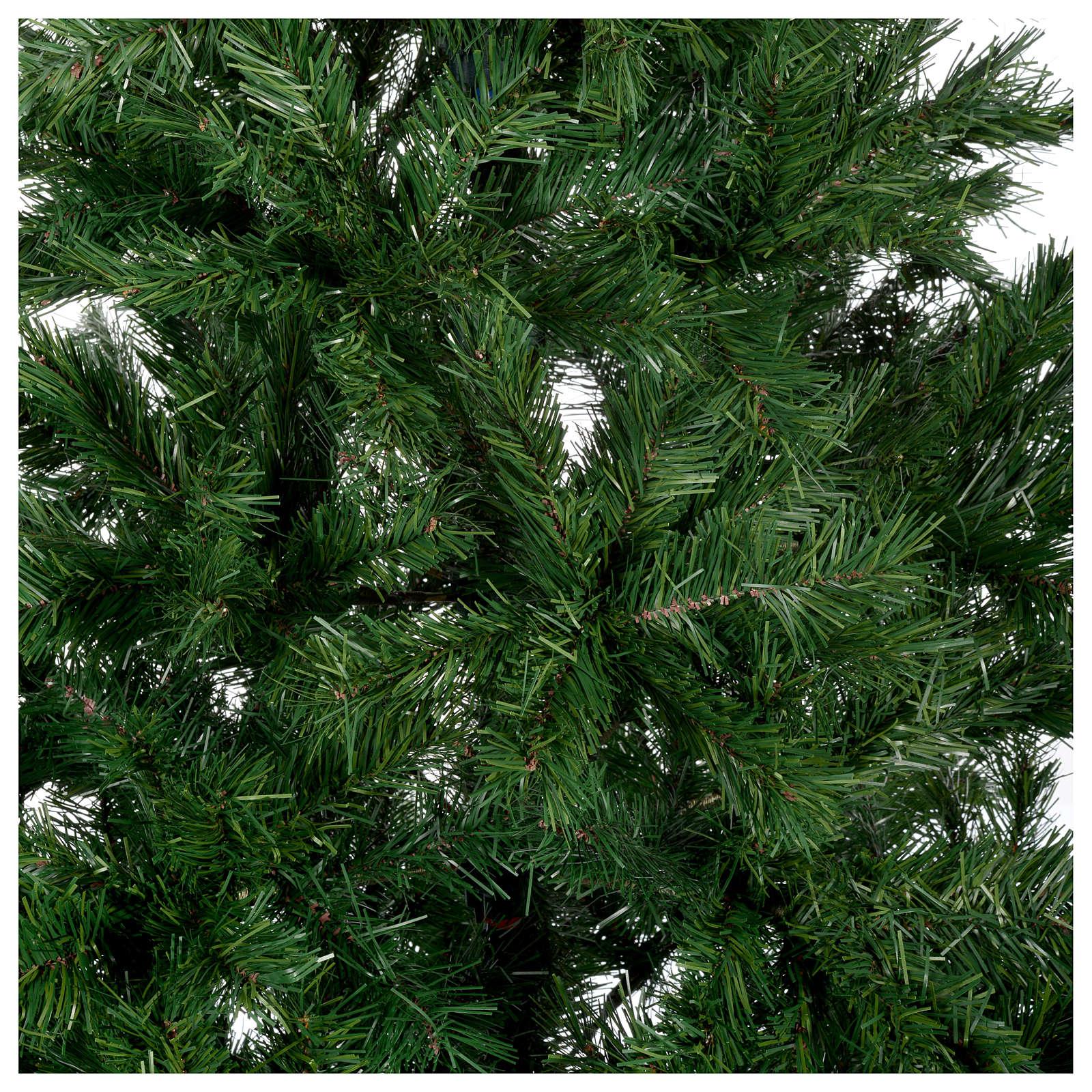 Albero di Natale 230 cm verde Bolzano 3