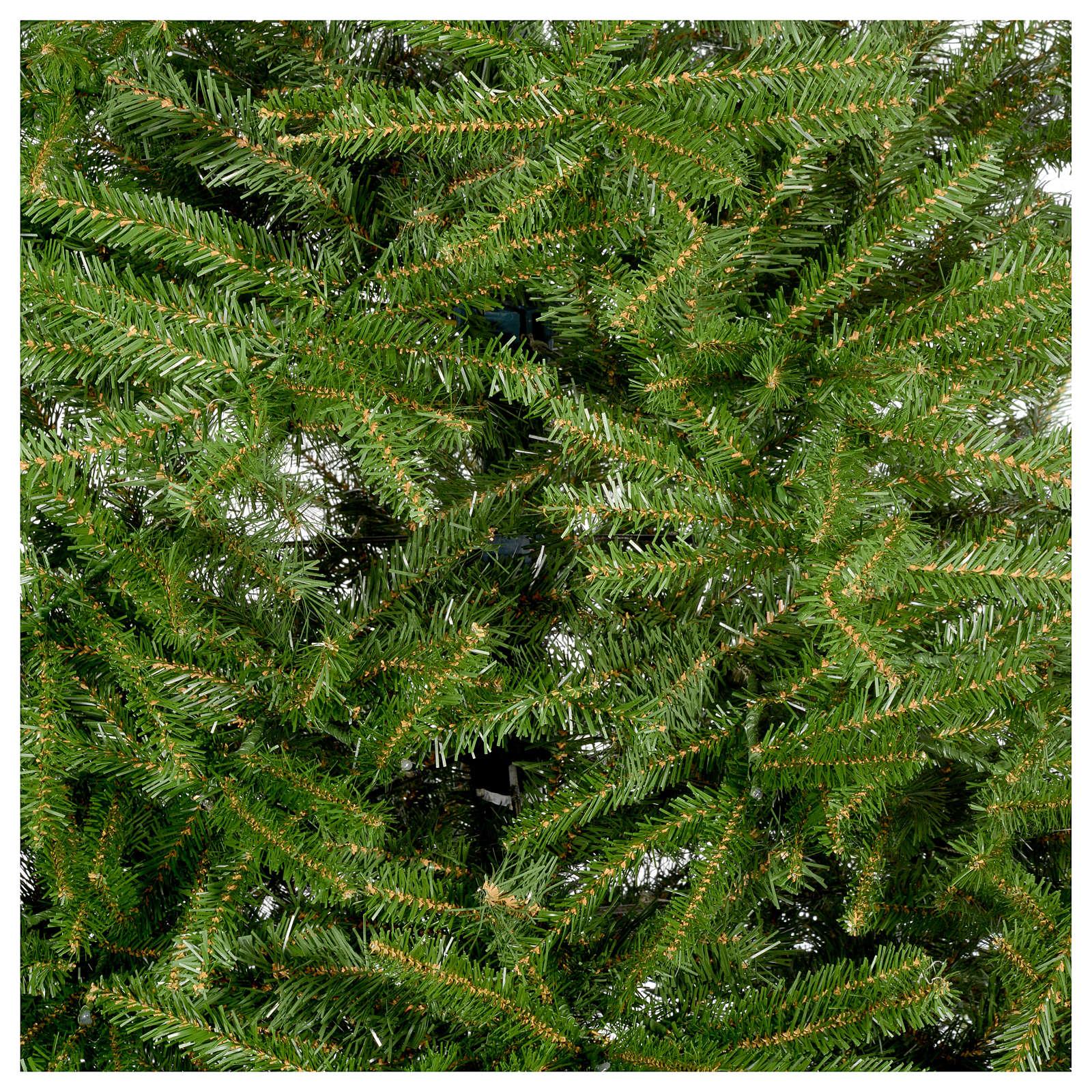 Albero di Natale 210 cm verde Aosta 3