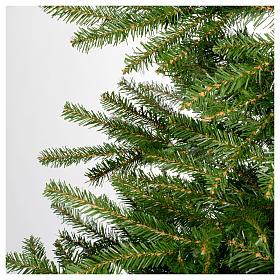 Albero di Natale 210 cm verde Aosta s3